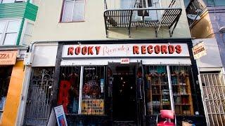 Record Store Walking Tour #36 - Rooky Ricardo
