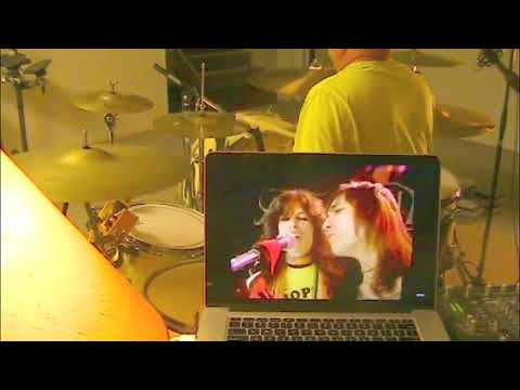 Aerosmith - No Surprize Jimmy Crespo drum cover
