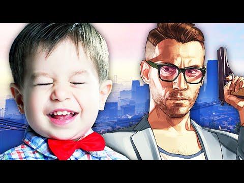 WEIRD KID GIVES ME 1 MILLION SUBSCRIBERS ON GTA 5! (GTA V ...