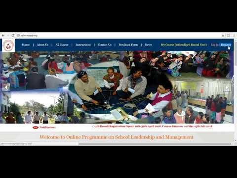 School Leadership and Management Programme IN HINDI |SLMP IN HINDI