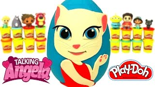 Merhaba arkadaşlar! Tamamen oyun hamuru Play Doh ile hazırladığım d...