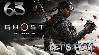 Ghost of Tsushima - Let's Play Part 63: Hidden in Snow