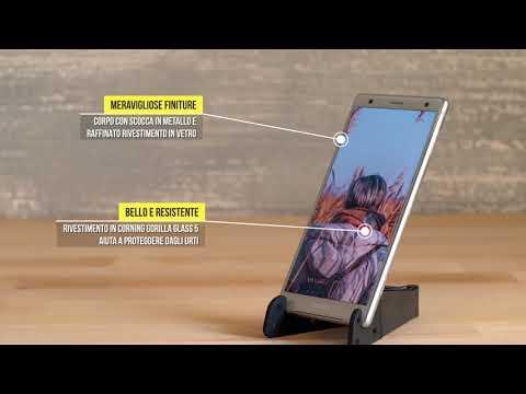Sony | Xperia XZ2 | Ambient Flow Design
