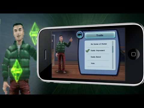 The Sims 3 On IPhone