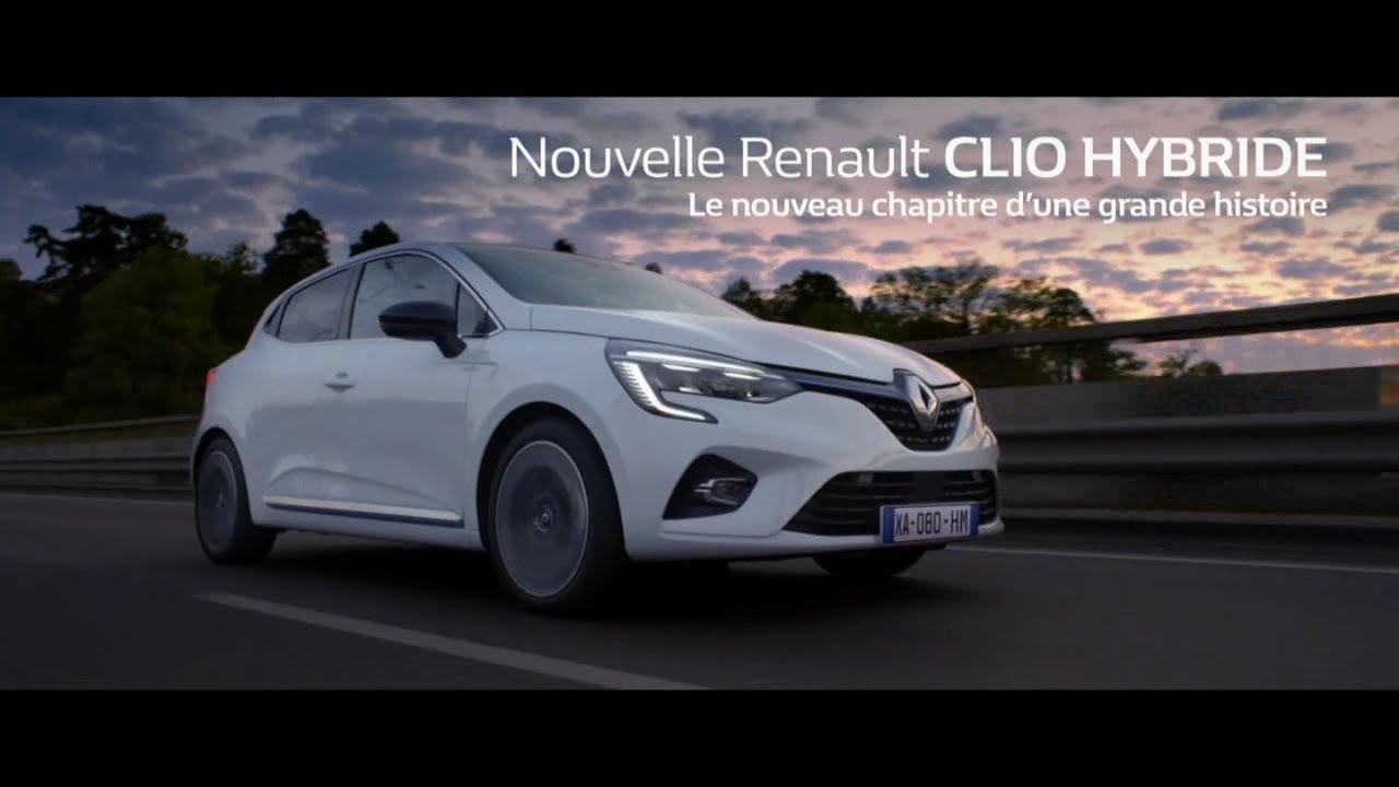 """Musique de la pub Nouvelle Renault Clio Hybride """"le nouveau chapitre d'une grande histoire""""  Mai 2021"""