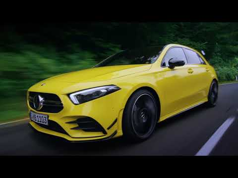 2019 Mercedes-AMG A35 4Matic video debut