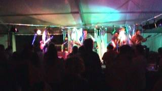 the rollicks concert queens wharf party with marty and brother rick and rockchick laura