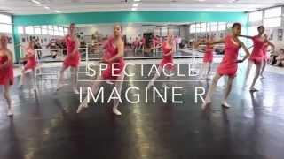 Ecole de danse Terpsichore Paris - Répétition générale 2015