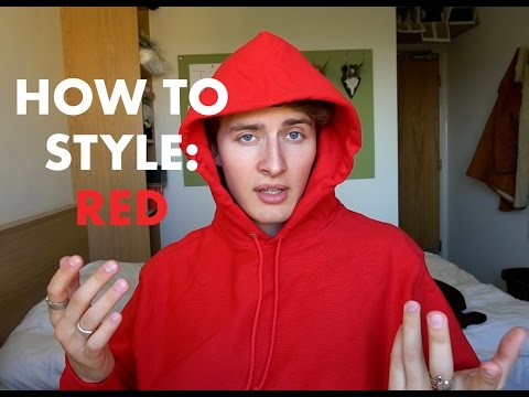 HOW TO STYLE: RED
