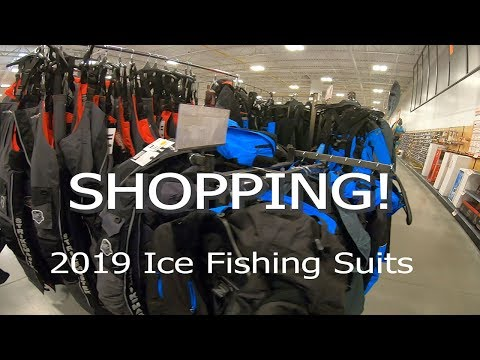 Shopping For Ice Fishing Coats And Bibs