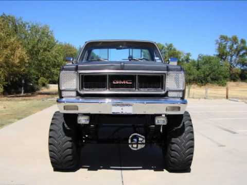 1973 Gmc 4x4 The Reaper Youtube