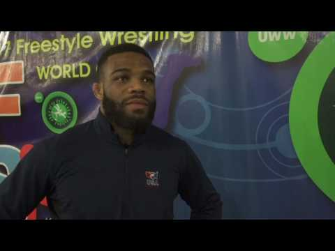 Interview: Jordan BURROUGHS (USA)