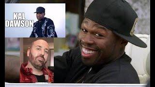 50 cent forces DJ Vlad to take down Kal Dawson video #50cent #VladTV #KalDawson