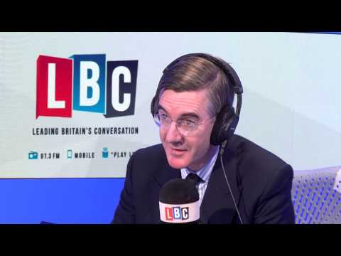 Ring Rees-Mogg: Jacob Rees-Mogg's LBC Phone-In