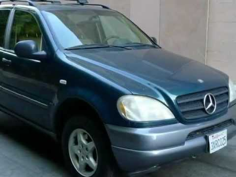 Mercedes Benz Suv Original We Finance Must