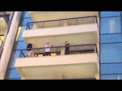 Liam Payne - Bedroom Floor Rio de Janeiro 060618