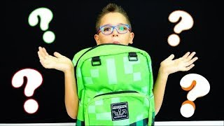 BACK TO SCHOOL - COSA C'È NEL MIO ZAINO + GIVEAWAY BEN TEN - Leo Toys