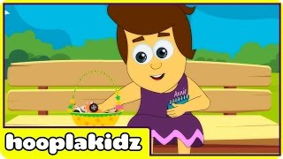 A Tisket A Tasket | Nursery Rhymes | Popular Nursery Rhymes by Hooplakidz
