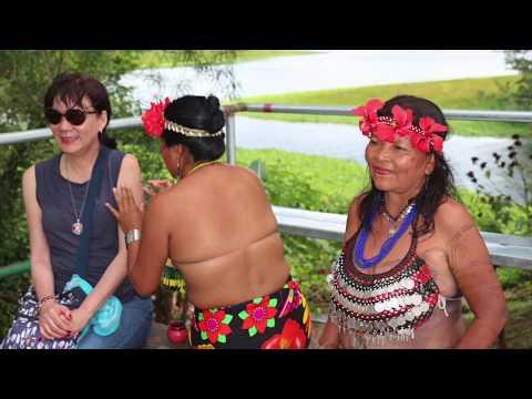 Panama Canal Caravan Tours Yanira Espinoza