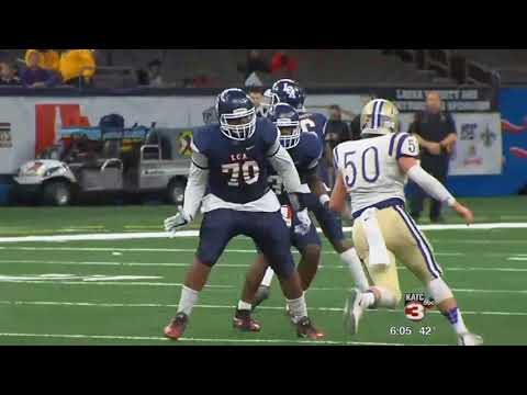 Lafayette Christian wins 10 ascension catholic