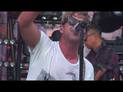 No. 6-7 Switchfoot If the House Burns Down Tonight & I Won't Let You Go 19 Aug 2017