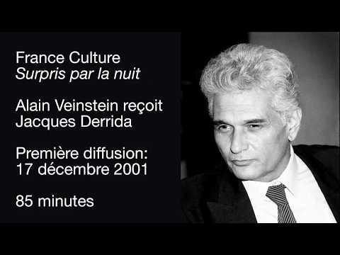 """Entrevue avec Jacques Derrida, """"Surpris par la nuit"""" (2001)"""