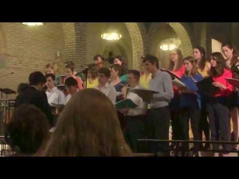 Chorale Olé choeur Saint Léon - Baba Yetu