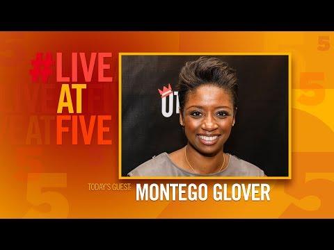 Broadway.com #LiveatFive with Montego Glover of Chicago's HAMILTON