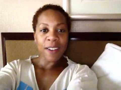 Tangie Ambrose's 3rd video blog