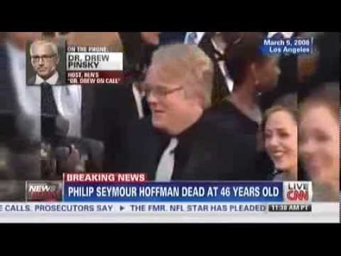 Philip Seymour Hoffman dead, suspect heroin Drug Overdose. His Body remove from apart by cops