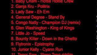 Breakbeat Reggae Mix