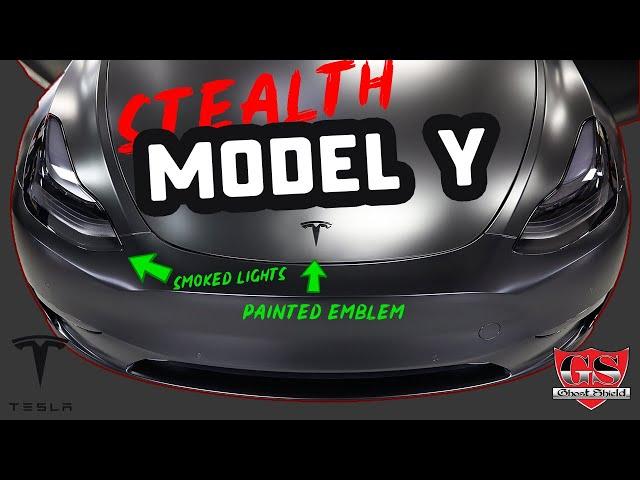 Thousand Oaks Clear Bra: Stealth Wrap Tesla Model Y