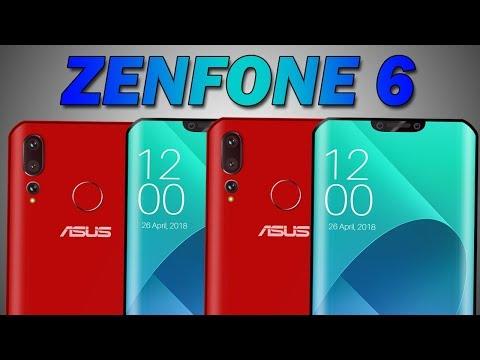 ASUS Zenfone 6 - First Look, Specs, Price & Release Date ! (Concept)
