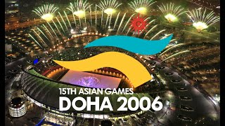 2006 Doha Asian Games Opening Ceremony