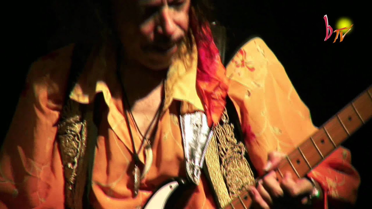 Randy Hansen Band live 2011 - DVD trailer song feat. Leon Hendrix ... from the new DVD