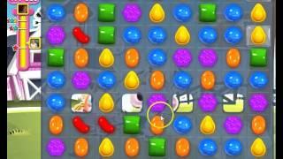 Candy Crush Saga level 231 Basic strategy