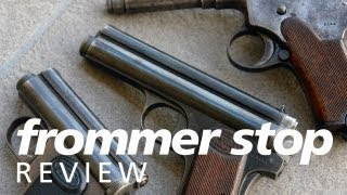 Review: the Frommer Stop and Baby Stop Model 1912 Hungarian semi-autos