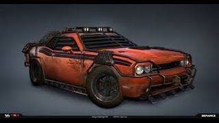 Defiance - How to get a better car - commentary