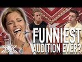 "Ant & Seb ""Mysterious Girl"" Funniest Audition EVER! 