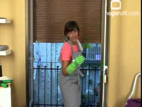 Misi n impecable limpiar los cristales de las ventanas - Como limpiar cristales ...