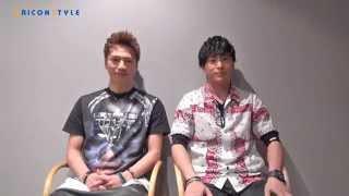 シングル「R.Y.U.S.E.I.」とLIVE DVD(Blu-ray)『BLUE IMPACT』を2014年6月25日に同時リリースする三代目 J Soul Brothersからコメントが到着!