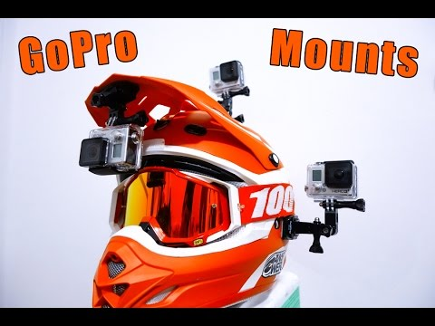 GoPro Motocross Mounts