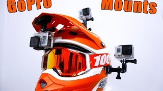 GoPro Motocross Mounts