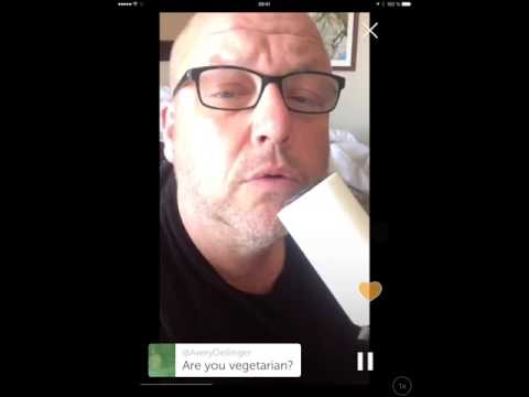 Black Francis Q&A on Periscope (June 2015)
