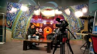 Abbas Haider lalji on Ahlulbayt TV.