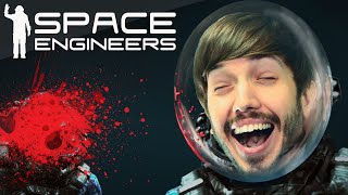 Space Engineers [MP Survival] - CRASH COURSE