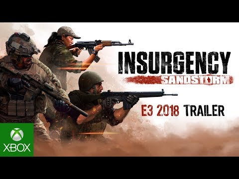 [E3 2018] Insurgency: Sandstorm – E3 Trailer