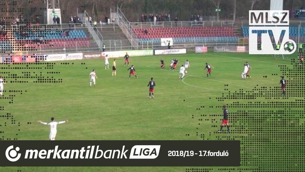 Vác FC - Kaposvári Rákóczi FC | 0-0 (0-0) | Merkantil Bank Liga NB II.| 17. forduló |