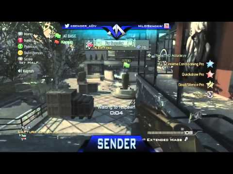 Final map in a bo7 of MW3 Money 8s