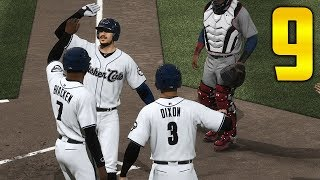 "MLB The Show 18 - Road to the Show - Part 9 ""GRAND SLAM-ATHON"" (Gameplay & Commentary)"